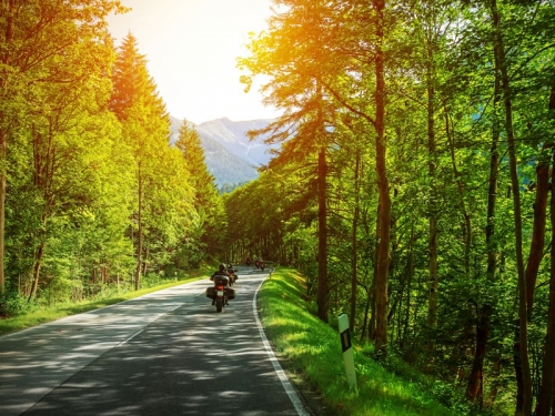 Tre giorni in moto/bici