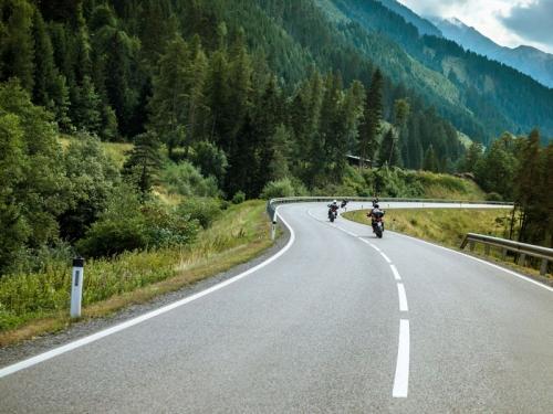 Sette giorni in moto/bici