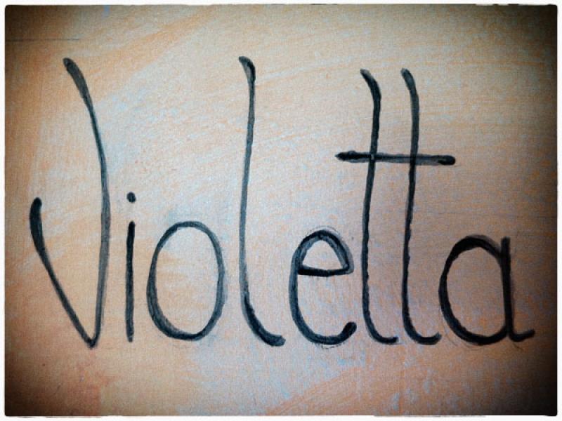 Violetta - stanza ideale per tre persone
